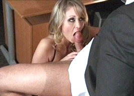 Monique Alexander Shagged By A Big Cock